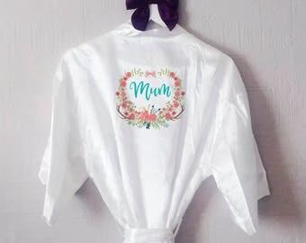 Mum Personalised Robe