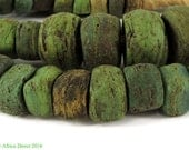 Hebron Trade Beads Green Africa 23 Inch 106170 SALE WAS 150