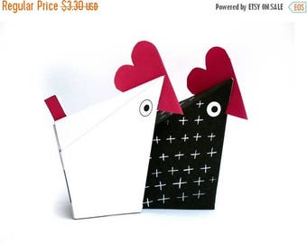 Easter Printable Animal Gift Boxes Gift Bag  Cute Hens Boxes  Party Decor - Chicken Box Paper Craft Kit- Diy - Candies Boxes - Hens Party
