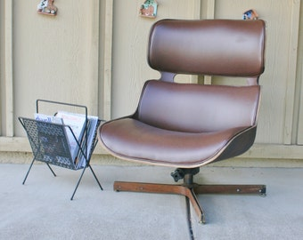"""George Mulhauser """"Mr. Chair"""" Lounge Chair"""