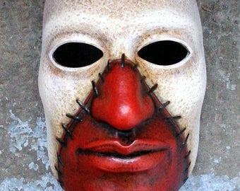 Stitches Man Mask