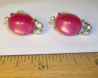 Vintage CORO earrings, Circa 1950's to 1960's