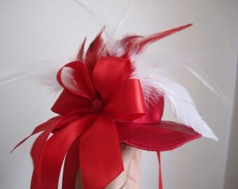 Dog Hat Red