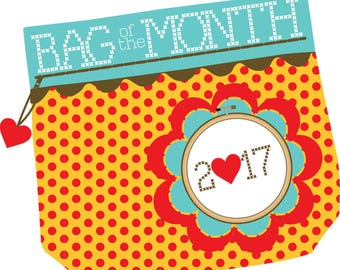 2017 BAG of the MONTH INFO