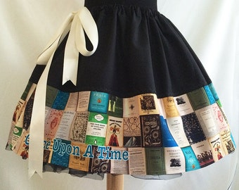 Once Upon A Time  Skirt By Rooby Lane, Literature Clothes