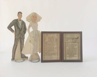 When You Marry Advice Framed Pictures, Vintage When You Marry Him, When You Marry Her, Buzz Ware