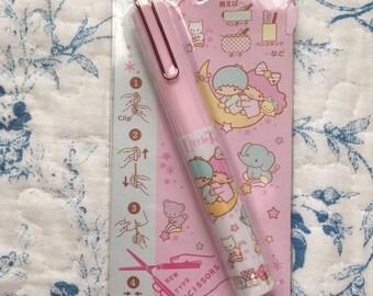 NEW Japanese zakka Portable Stick Scissors Sanrio LTS