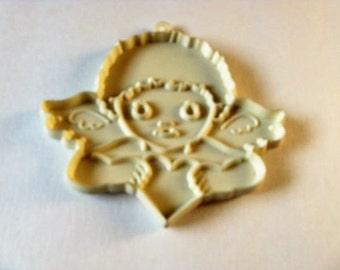 Hallmark  Vintage Cupid Cookie Cutter
