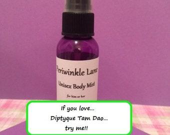 Diptyque Tam Dao type Body Mist
