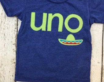 uno shirt, Dos shirt, Fiesta party,sombrero, first fiesta, birthday shirt, uno decor, Organic tee, dos Tee second birthday , children's tee