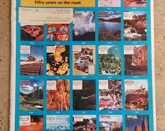 Arizona Highways magazine, 50th anniversary issue, April 1975