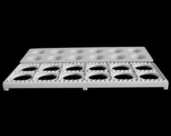 Vitantonio Ravioli Maker Plate Press Mold #512-A