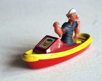 corgi popeye the sailor toy