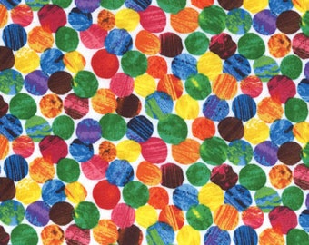The Very Hungry Caterpillar - Multi Caterpillar Spots by Eric Carle from Andover