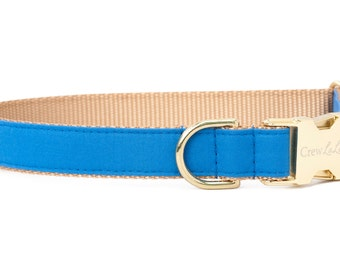 Crew LaLa™ Copen Blue Dog Collar