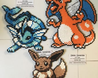 Large Classic Pokemon Sprites - Your Choice - Ready to Ship!