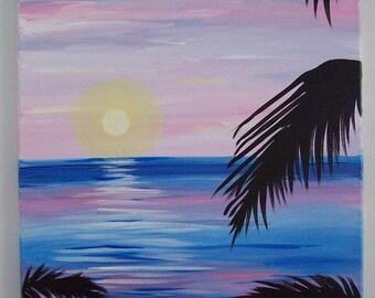 Items Similar To Palm Trees Florida Palm Beach Preppy