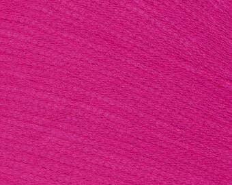 EY Select Luxury Yarn - Modal/Silk - 437 yds. - Worsted Weight - Hot Pink