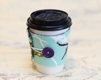 Coffee Cup Sleeve Cozy