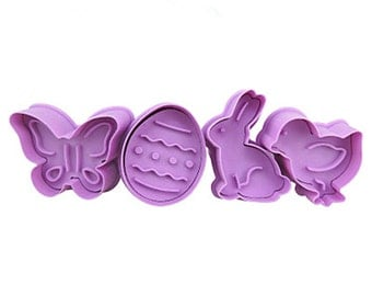 3D Cookie Stamp Cutters/Animal Cookie Stamp/Embossing Cookie Mold/Candy Stamp Cutters/Candy Mold/Baking Supply