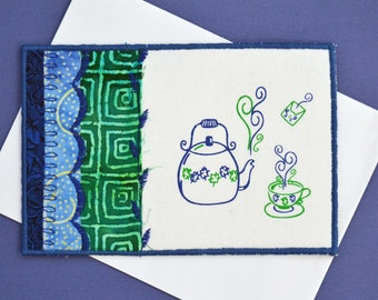 Any Occasion Tea for Two Card