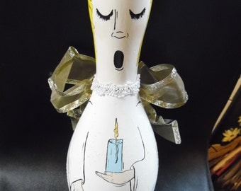 ANGEL Bowling Pin
