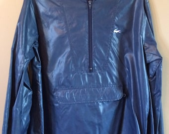Vintage Alligator Lacoste Windbreaker