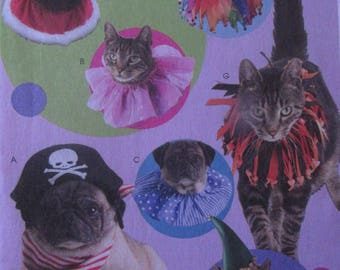 McCall's Pattern 5215 Dog and Cat Costumes