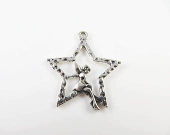 10 Star fairy charms
