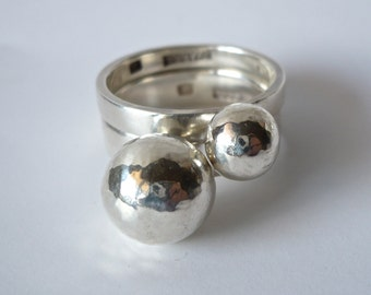 stacking ball rings