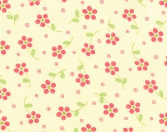 SALE Chance of Flowers by Sandy Gervais for Moda - One Yard - 17766 11