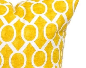 YELLOW PILLOW SALE.12X16, 12x18 or 12x20 inch.Pillow.Lumbar Pillow Cover.Decorative Pillows.Housewares.Yellow Pillow.Yellow Cushion.Lumbar