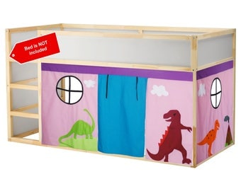 Dinosaur Playhouse Pink version