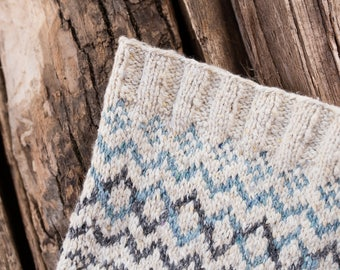 Carriage House Cowl (knitting pattern)