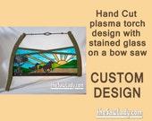 CUSTOM DESIGN - Hand cut ...