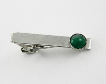 Brunswick Green Tie Clip - TT133