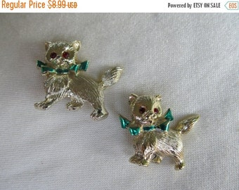 On Sale Kitty Cat Scatter Pin Set Item K #252