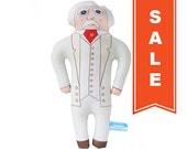 SALE - Mark Twain Doll - LIMITED EDITION