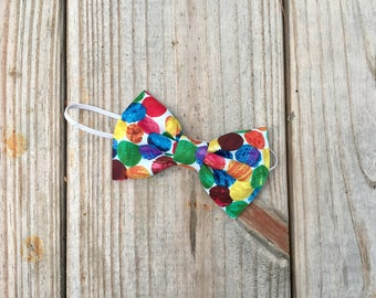 The Very Hungry Caterpillar: bow tie