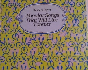 Popular Songs That Will Live Forever/ Reader's Digest