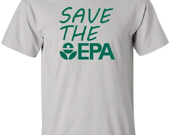 Save The EPA political T-shirt