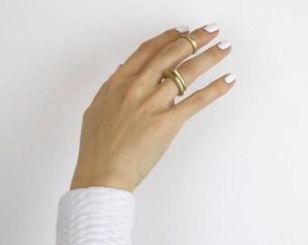 BZR Brass-Casted Rings
