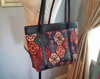 Multicolored purse Made in Mexico