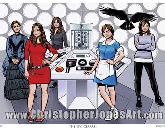The Five Claras