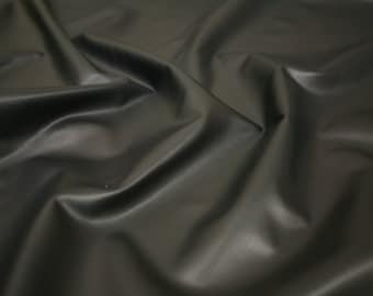 "Black Matte French Lame Fabric 58""/60"" Wide Per Yard"
