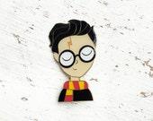 ICON | Harry Potter Enamel Lapel Pin