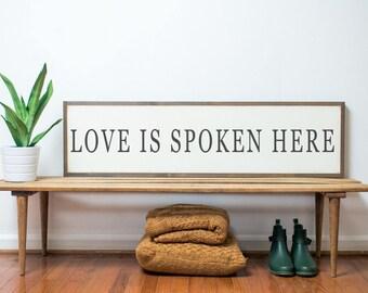 Love Is Spoken Here 4x1