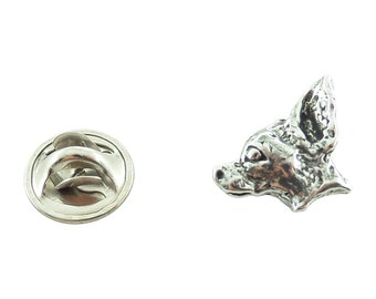 Chihuahua ~ Lapel Pin/Brooch ~ D048MP