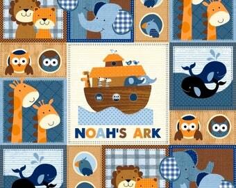 Studio E Noah's Ark Patchwork BTY