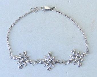 Sterling 925 Silver Bracelet Bangle India